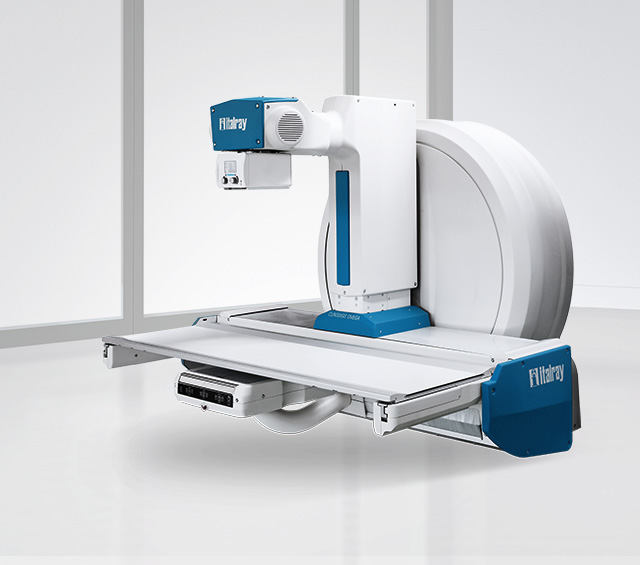 Digital x-ray systems for fluoroscopy and DR