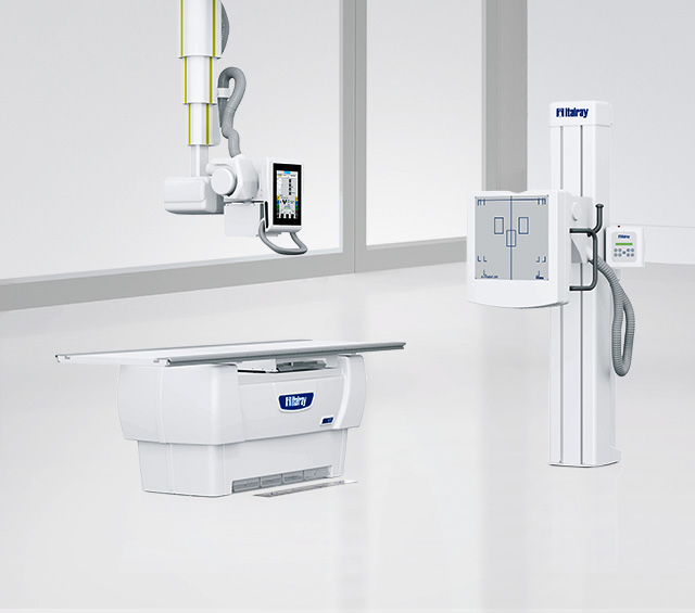 X FRAME DR SYSTEMS for digital x-ray systems